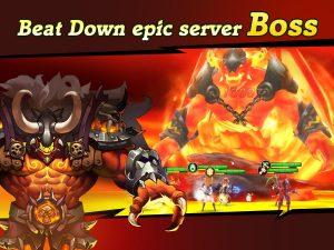 Final Clash 3D FANTASY MMORPG MOD APK