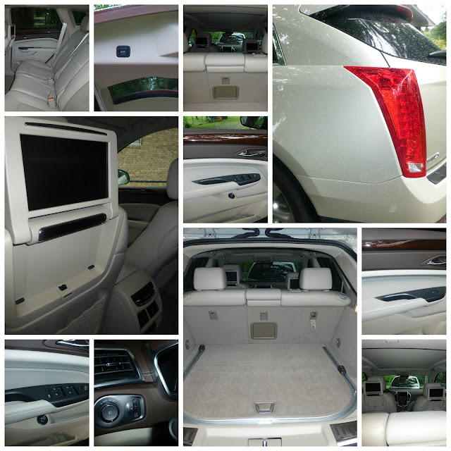 Cadillac 2013 Srx: The 2013 @Cadillac SRX #CadillacRoadTrip