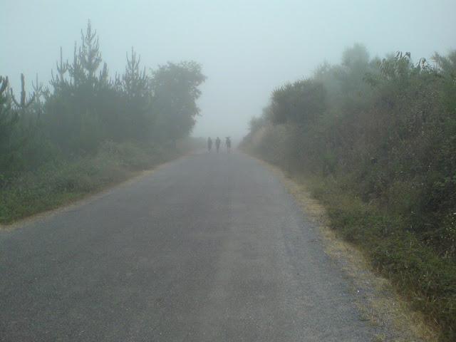 En el camino de Santiago