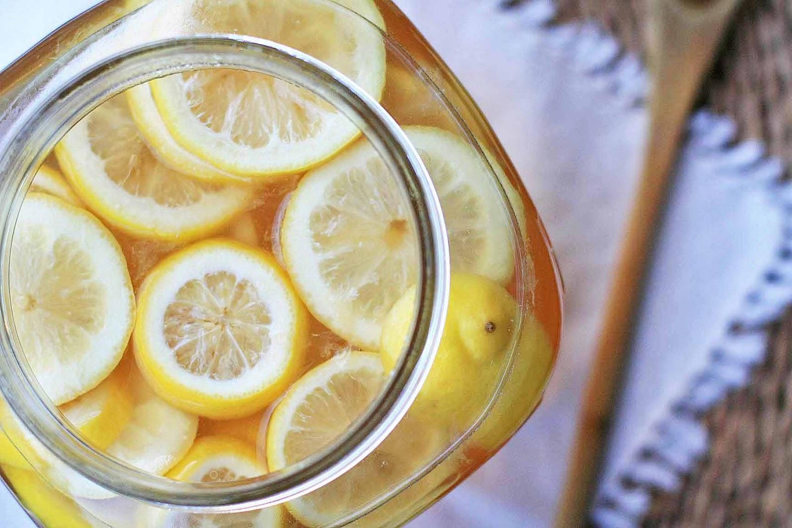 Sima- Finnish Fermented Lemon May Day Drink - Girl Cooks World