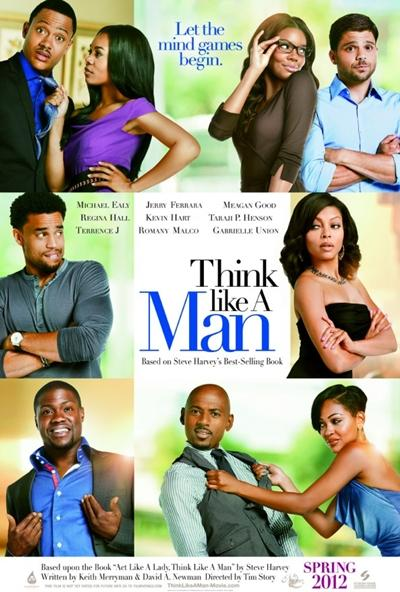 Piensa como Hombre DVDRip Español Latino 1 Link 2012
