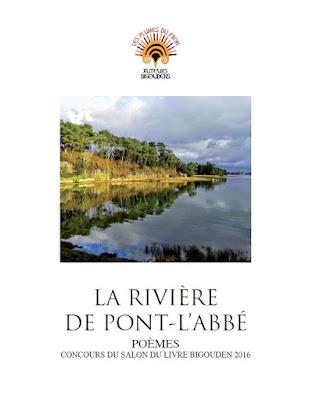 La Rivière de Pont-l'Abbé Poèmes