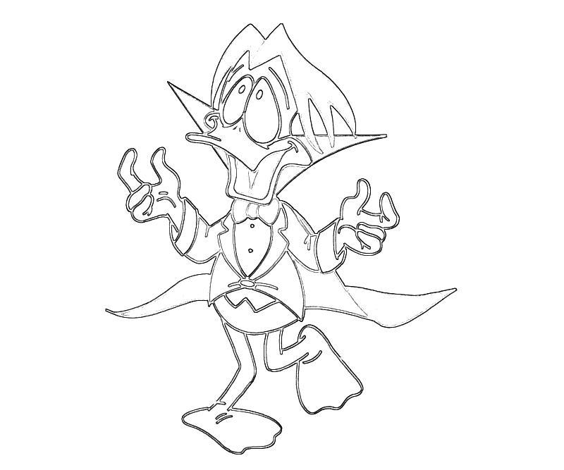 Count Duckula Cute