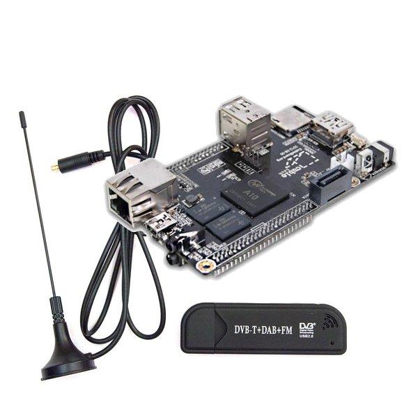 APRS iGate RX z tunera DVB-T (rtlsdr) | SQ7MRU