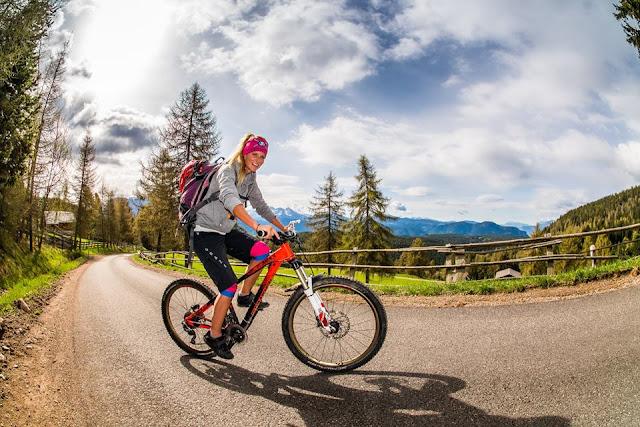 Bozen Mountainbiken Trail Nr. 9