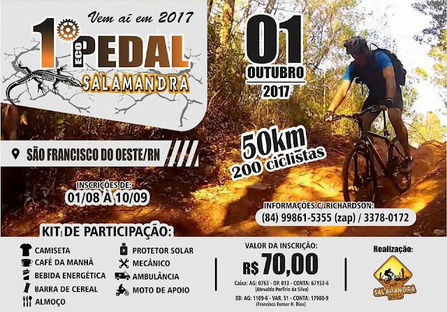 1º Eco Pedal Salamandra