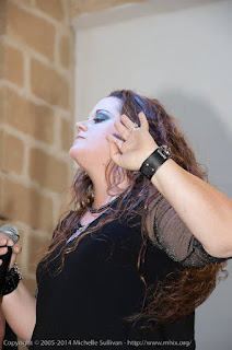 Ladies of Metal: Rachel Grech (Blind Saviour), Ladies of Metal Rachel Grech, Blind Saviour