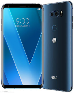 LG V30 Plus Launched