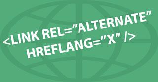 Cara menambahkan Tag Hreflang Di Blog Dan Kegunaannya