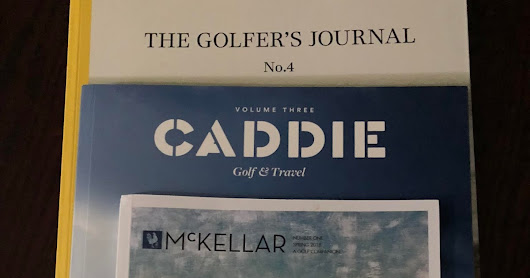 The New Generation of Golf Magazines