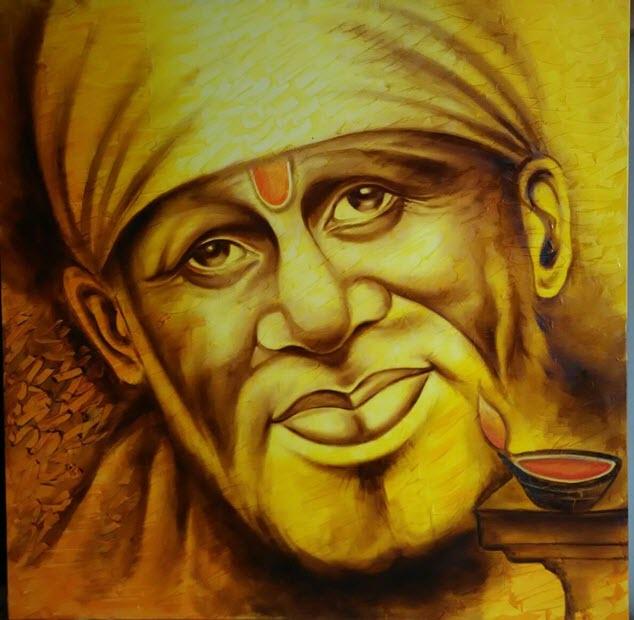 Sai Baba Images HD 1080p Wallpaper