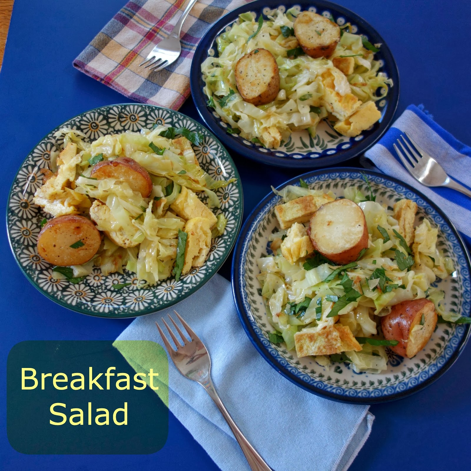 Breakfast Salad | Farm Fresh Feasts