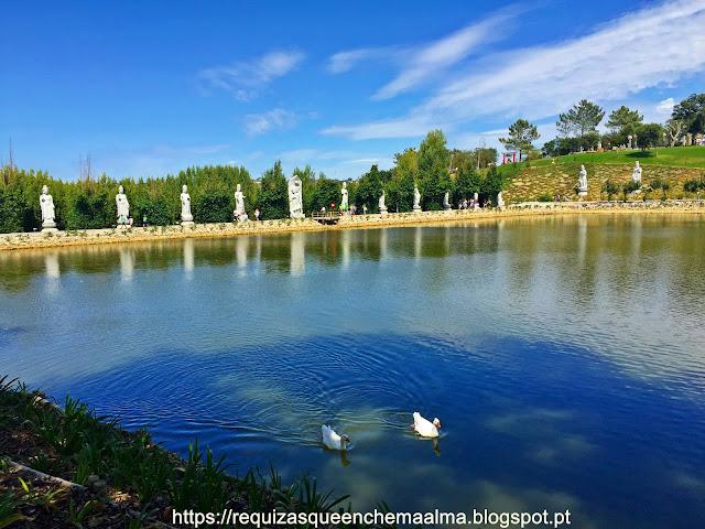 Lago Central Bacalhôa Buddha Eden