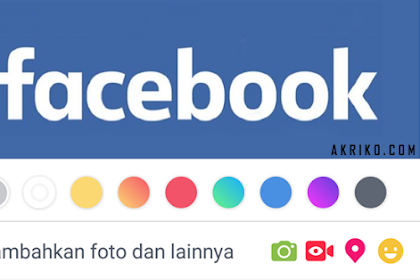 Facebook Bisa Bikin Status Langsung Jadi Gambar