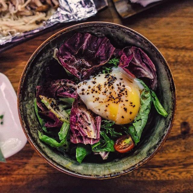 Truffle Onsen Salad