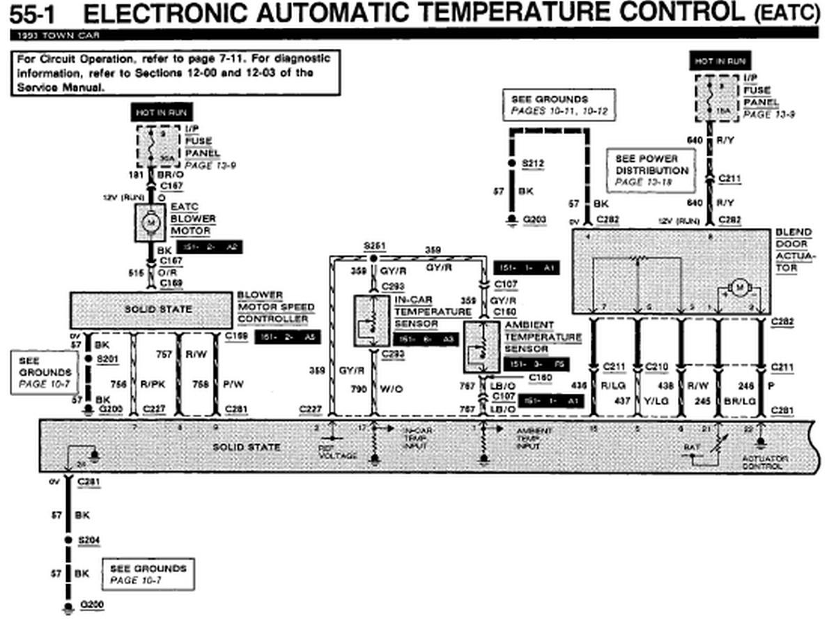 1993 lincoln town car eatc wiring diagram auto wiring diagrams 1985 lincoln continental wiring diagram 1993 lincoln wiring diagrams [ 1200 x 891 Pixel ]