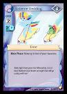 MLP Extreme Sledding Equestrian Odysseys CCG Card