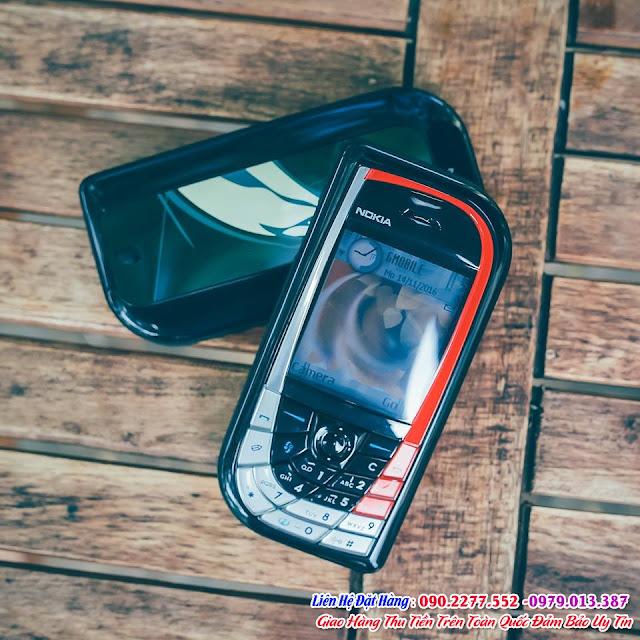 Bán  điện thoại nokia  7610 chiếc lá lớn giá 600k tại  đường hoàng minh giám hà nội
