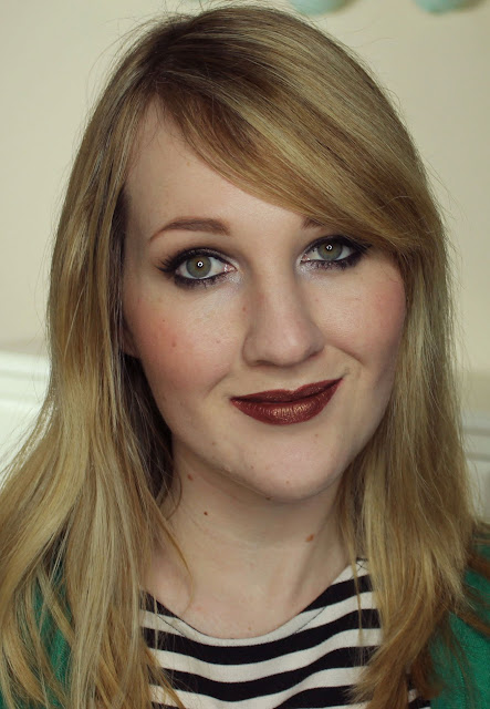 Australis Velourlips Matte Lip Cream - Rhi-Rhi-Wine-D Swatches & Review