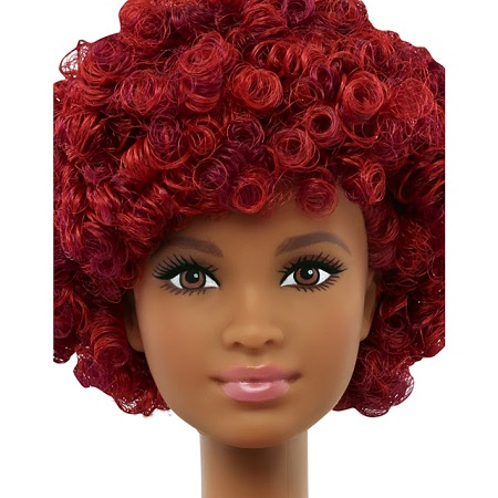 Cabelos das novas Barbie Fashionistas Coleção 2016