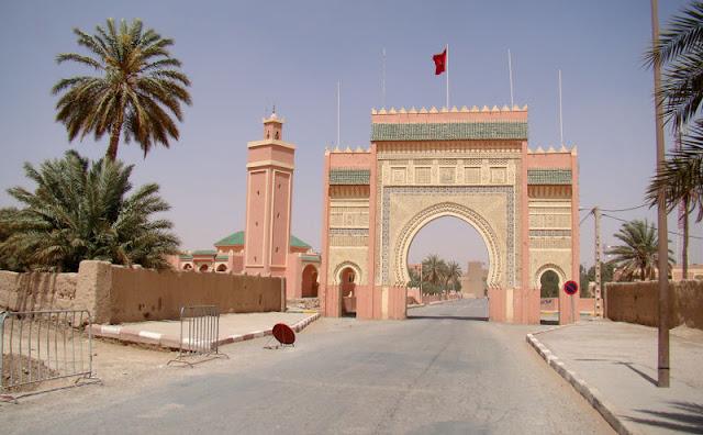 معلومات عن مدينة الريصاني مهد الدولة العلوية