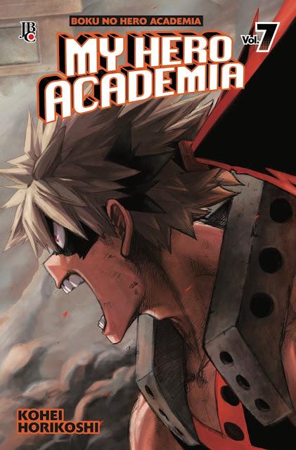 My Hero Academia Volume 7 - Kohei Horikoshi