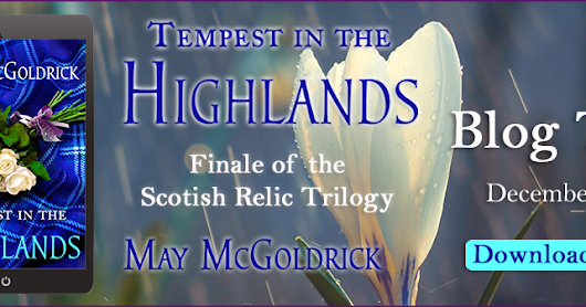 Spotlight: Tempest in the Highlands by May McGoldrick