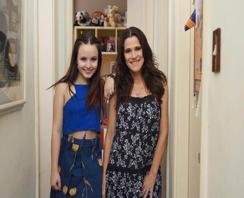 O longa é narrado sob o ponto de vista das personagens Angela Cristina  (Ingrid Guimarães) e Malu (Larissa Manoela) e aborda as principais  dificuldades da ... 6a84bd0851