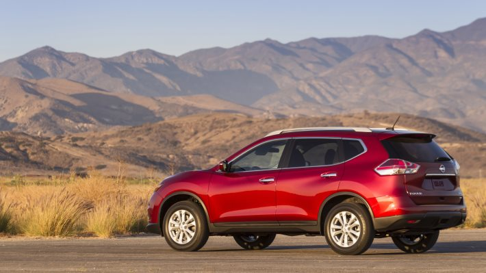 Red Nissan Rogue.html | Autos Post