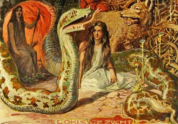 Rastreando a Origem do Culto da Serpente