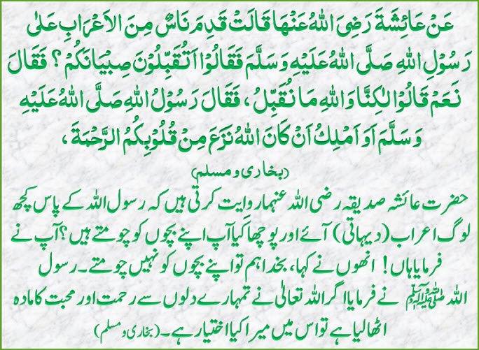 Read Complete Sahih Bukhari Ahadith in URDU