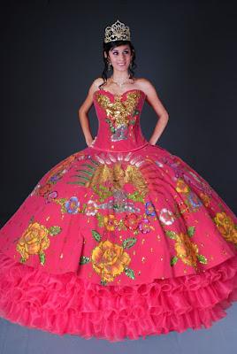 alternativas de Vestidos de xv años