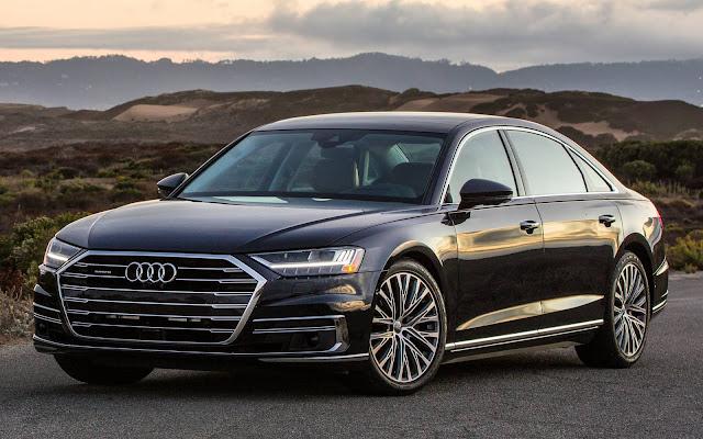Novo Audi A8 2019