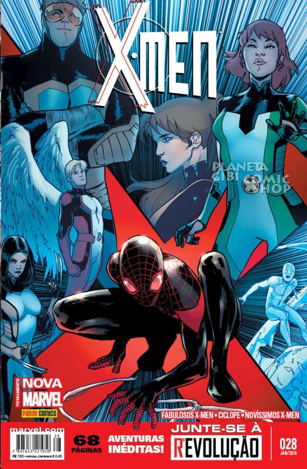 Checklist Marvel/Panini (Julho/2019 - pág.08) - Página 3 X-MEN%2B28