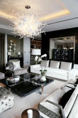 Modern Sitting Room Lighting Designs 16