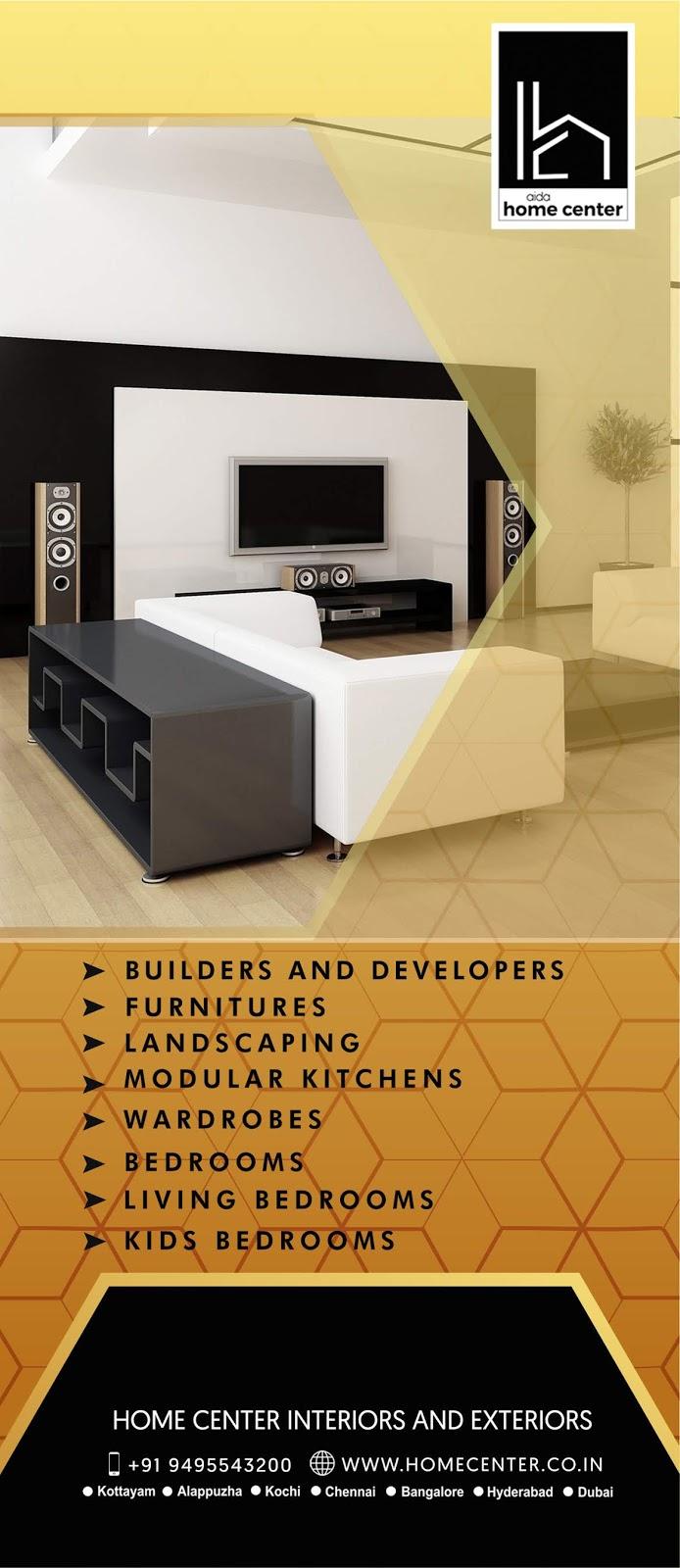 Interior Designers In Kottayam Home Center Interiors