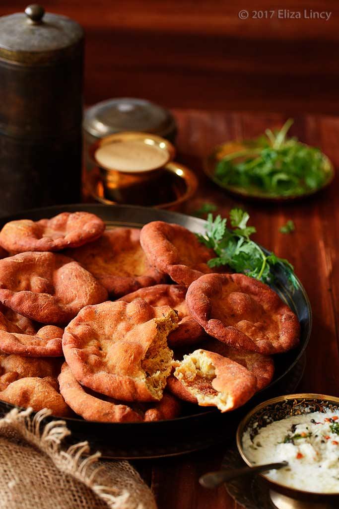 Mangalore buns image