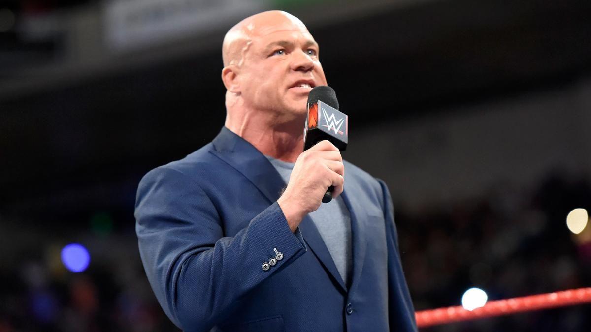 Kurt Angle revela se irá algum dia para a AEW
