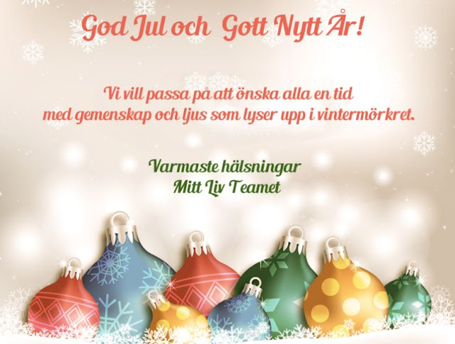 god jul och gott nytt år text kort gratis bilder