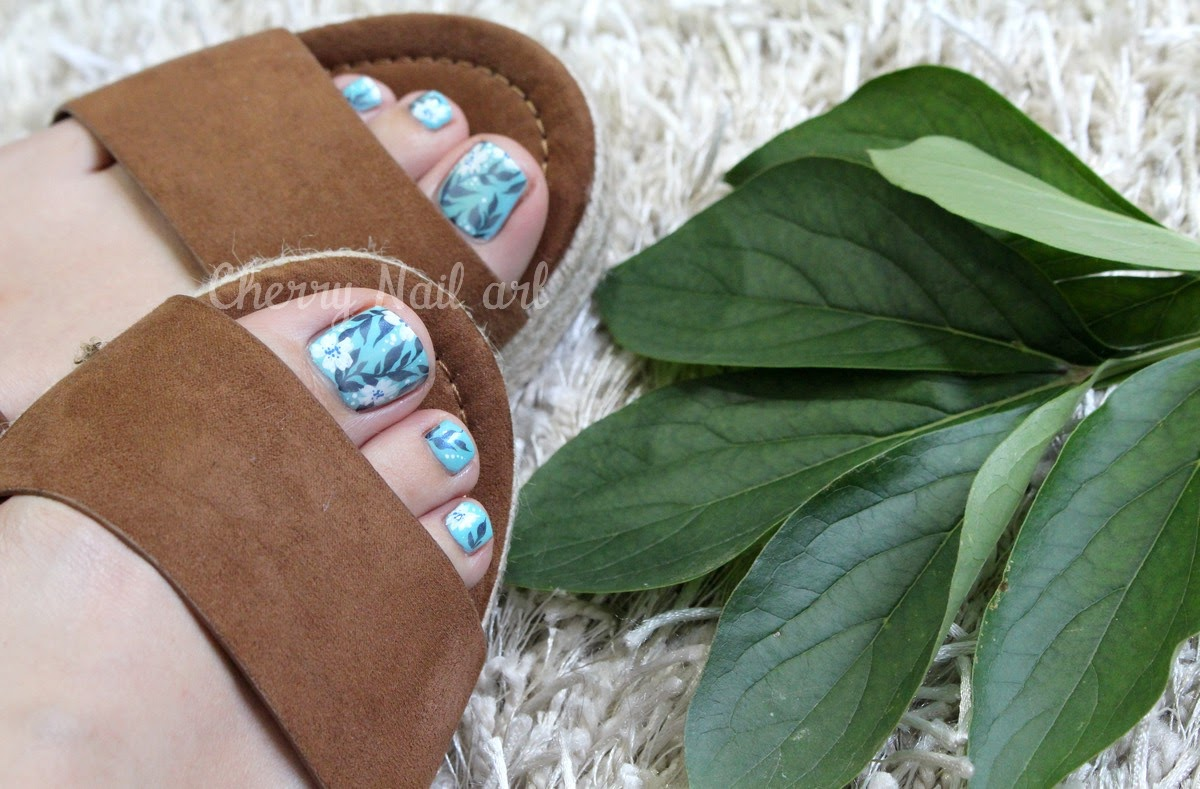 nail-art-pieds-jungle