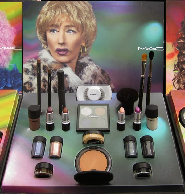 Cindy Sherman not involved in the creation of make-up