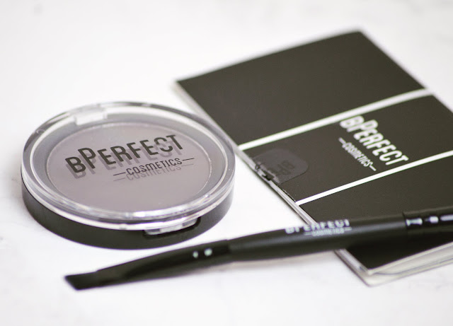 Lovelaughslipstick blog - BPerfect Cosmetics Semi Permanent Eyebrow Kit in Charcoal Review