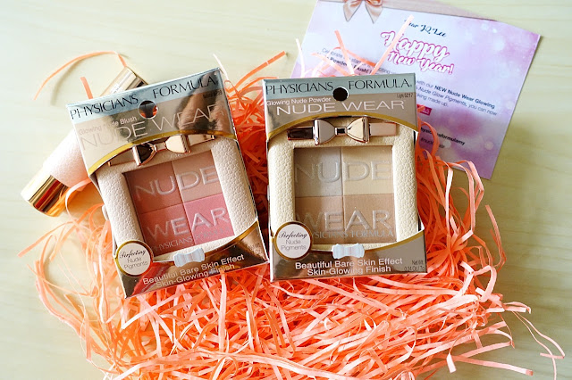 Physicians Formula Nude Wear Blush & Powder Review