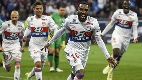 Alexandre Lacazette sẽ rời CLB Lyon