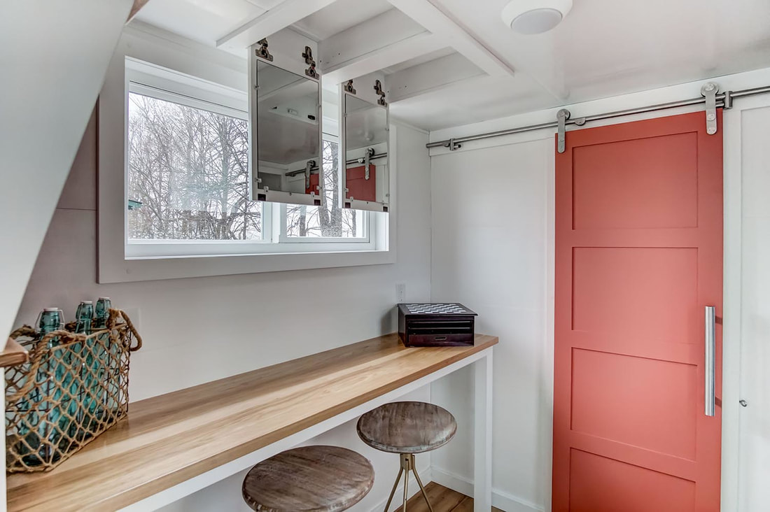 Living24 Möbel Tiny House Town The Poppy By Modern Tiny Living