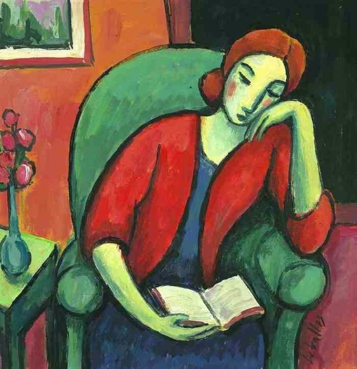Испанский художник. Guillermo Marti Ceballos