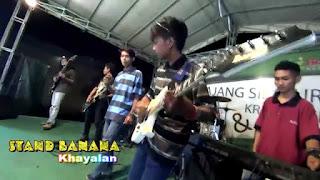 Lirik Lagu dan Chord Gitar Stand Banana - Khayalan