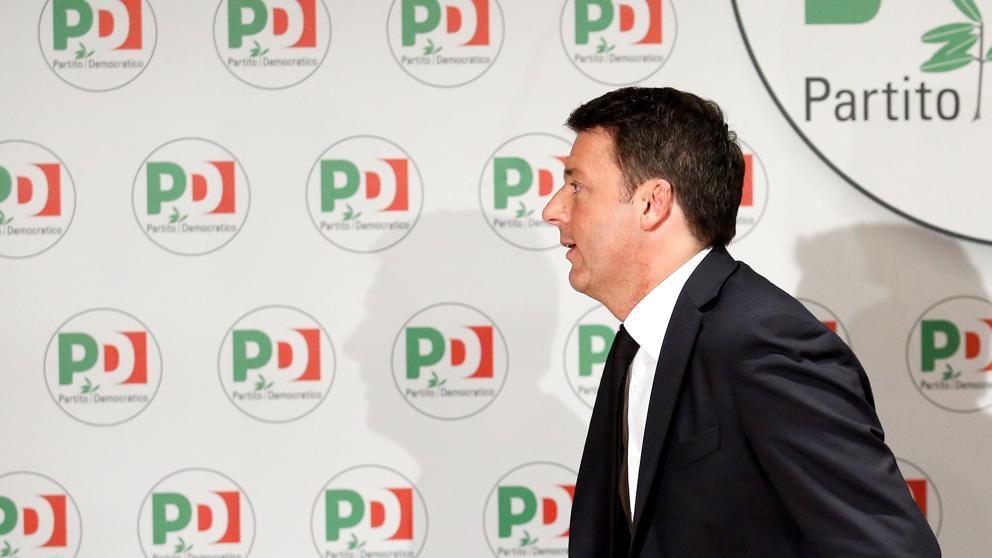Renzi renuncia al frente del Partido Democrático italiano tras derrota