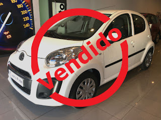 CITROEN - C1 1. 0I SEDUCTION 5P
