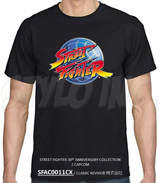 SFAC0011CX STREET FIGHTER 30th ANNIVERSARY COLLECTION